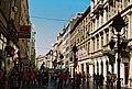 Кнез Михаилова улица, од Калемегдана до Обилићевог венца, пролеће.jpg