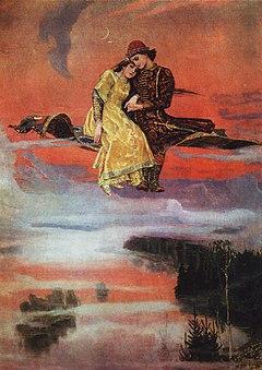Ковёр-самолет. 1919-1926