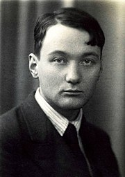 Lev Gumiljov 1934.