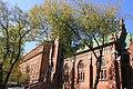 Лютеранская кирха Святого Павла (Приморский край, Владивосток, Пушкинская улица, 14).JPG