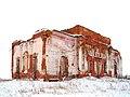 Малая Осиновка Церковь Троицы 12 декабря 2016 05.jpg
