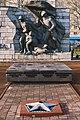 Мемориал Великой Отечественной войне на площади Свободы. Скульптурная группа.jpg