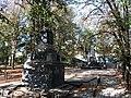 Меморіальний комплекс героїв громадянської війни 1919р. Та працівників залізничної служби зв'язку 1936р.jpg