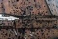Мишень с танкового полигона. Крупным планом. Музей техники Вадима Задорожного.jpg