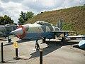 МіГ-21, Площадка військової техніки.JPG