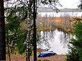 Октябрь. Озеро Голубое. - panoramio.jpg