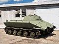 Опытный легкий плавающий танк К-90 pic1.JPG