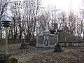 Пам'ятний знак воїнам-землякам, які загинули в роки Другої світової війни, с. Глибочок.jpg