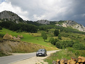 Dinaric Alps - Mount Mučanj, lower Dinarides, western Serbia