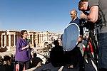 Работа зарубежных СМИ в городе Пальмире во время концерта «С молитвой о Пальмире» (34).jpg