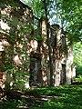 Развлины усадьбы Неретас les ruines du manoir de Nereta Neretas muižas drupas (2) - Bontrager - Panoramio.jpg