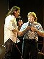 Ревва и Рожков на концерте в Донецке 6 июня 2010 года 043.JPG