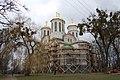 Реставрація Богоявленська Церква Острог.JPG
