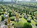 Сад Нонг Нуч (Паттайя, Таиланд). Французский парк. 01.jpg