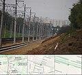 Строительство 4 главного пути Реутово - Железнодорожная (15006496560).jpg
