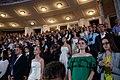 Торжественная церемония празднования юбилея пансиона Минобороны РФ 02.jpg