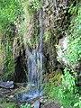Травертиновий водоспад біля с. Жизномир.jpg
