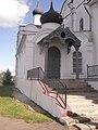 Троицкий собор крыльцо северного придела.JPG