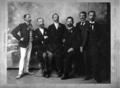 Українські делегати ХІІІ Міжнародного конгресу лікарів. Париж, 1900 р.png