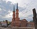 Хакимовская (четвёртая соборная) мечеть в процессе реставрации.jpg