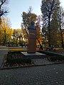 Хмельницький, пам'ятник Івану Франку.jpg