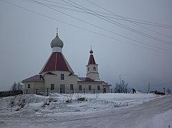 Церковь Рождества Иоанна Предтечи в Кандалакше.JPG