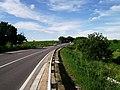 Шоссе из Кишинева в Хынчешть на 13-ти километрах реконструировано - panoramio.jpg