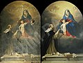 Э. Франчиоли «Явление Мадонны Св. Доминику». 1852г. ГМИР..jpg