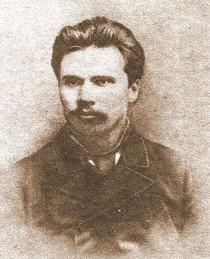 Dmytro Yavornytsky - Photo of Dmytro Yavornytsky in 1885.