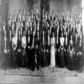 אגודת הסטודנטים הציונים קדימה בוינה ביום קיומה ה- 25 ( 1908) קבוצת החברים-PHG-1004059.png