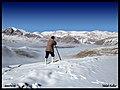 رویای برفی در البرز، گردنه قوشخانه، پارک ملی لار Me ^ Dream, Alborz mountains, Lar national Park - panoramio.jpg