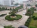 仙岩小学的花坛 - panoramio.jpg