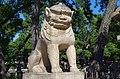 住吉大社にて 反橋前の狛犬(吽形) 2012.10.13 - panoramio.jpg