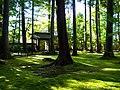 残暑に包まれる三千院(Sanzen-in at late summer) 22 Aug, 2016 - panoramio.jpg