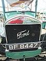 -2019-01-11 Ford model T station wagon (1929), Holt garden centre, Norfolk, England.JPG