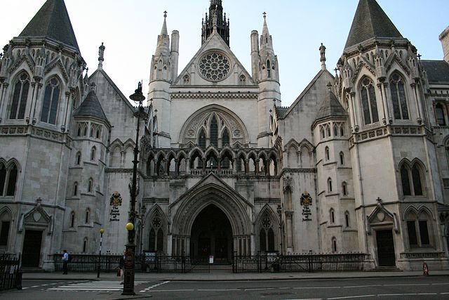 Reales Tribunales de Justicia