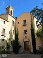 003 Sant Jeroni de la Murtra, capella de Sant Sebastià.JPG