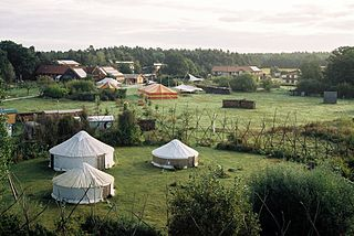 Ecovillage sustainable intentional community