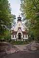 02690 Kraków, kaplica Matki Bożej Częstochowskiej, pocz. XX.jpg