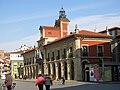058 Ajuntament d'Avilés, pl. España, des del c. Rivero.jpg