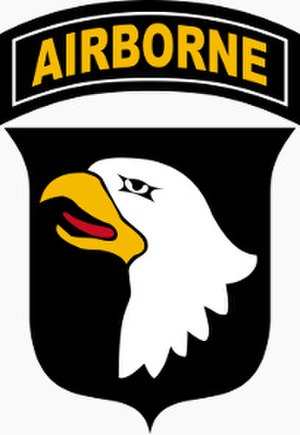 Tennessee Maneuver Area - Image: 101Airborne Patch