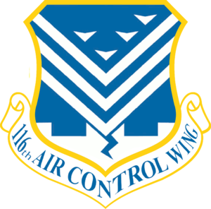 116th Operations Group - Image: 116th Air Control Wing
