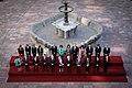 11 Marzo 2018, Pdta. Bachelet y Ministros participan de foto oficial previo al cambio de mando. (39852890865).jpg