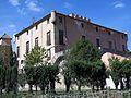 125 Palau Comtal de Centelles, façana posterior, angle sud-est.jpg