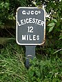 12 Miles to Leicester - geograph.org.uk - 1431440.jpg