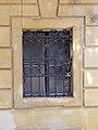 13 Fő Square, courtyard side window, 2020 Pápa.jpg