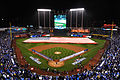 151027-F-DF892-032 Team Whiteman displays U.S. flag during World Series.JPG