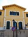 152 Vil·la Martorell, c. Riera Fosca 3-5 (Alella), façana del pg. Germans Aymar i Puig.jpg