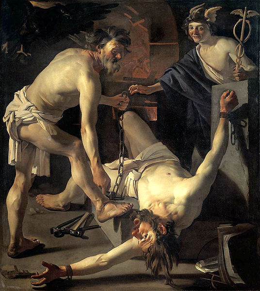 File:1623 Dirck van Baburen, Prometheus Being Chained by Vulcan Rijksmuseum, Amsterdam.jpg