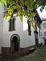 173 L'Enrajolada, Casa Museu Santacana (Martorell), façana que dona al jardí.jpg